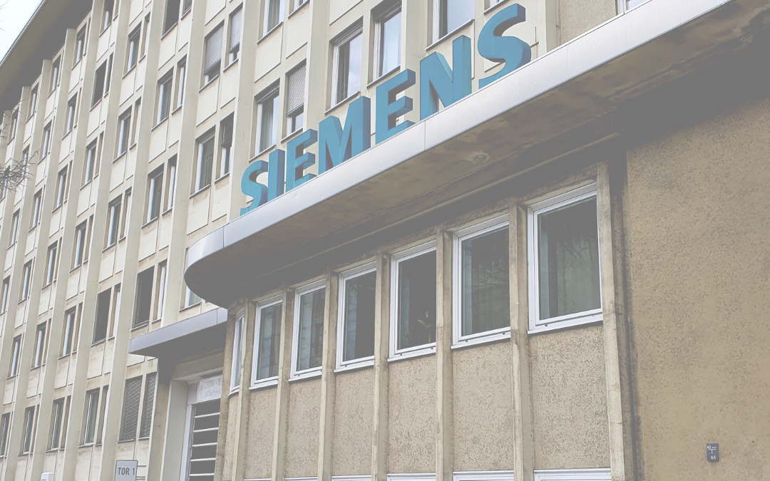 Stellenabbau bei Siemenswerk in der Huttenstraße verhindern